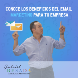 Conoce los beneficios del email marketing para tu empresa