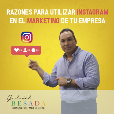 Razones para utilizar instagram en el marketing de tu empresa