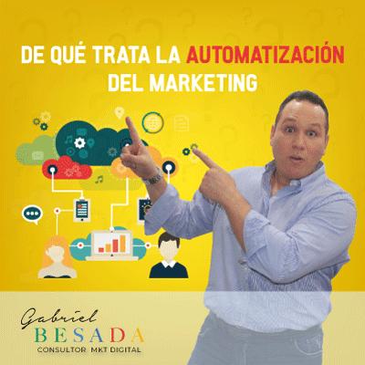 De que trata la automatizacion del marketing