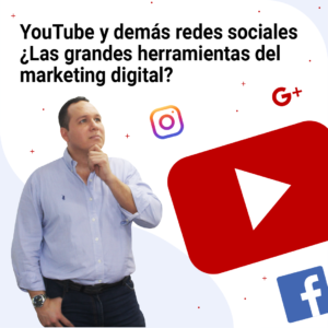 Las grandes herramientas del marketing digital